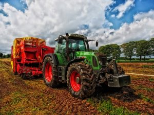 Agricultural machines with their names and uses