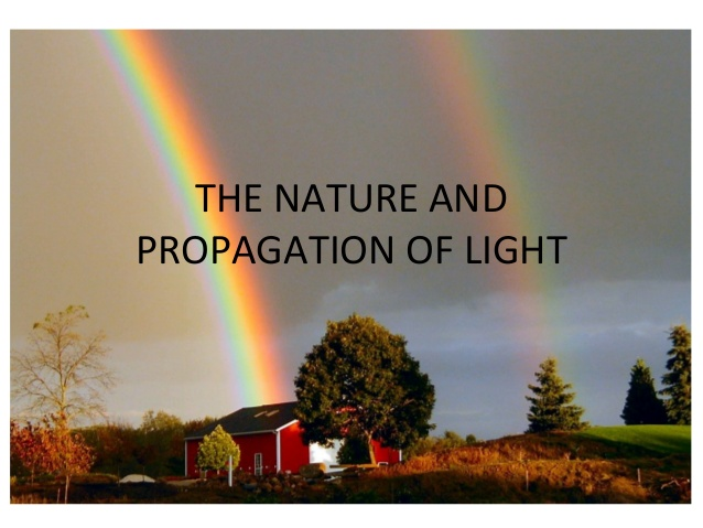 Theories on Nature and Propagation of Light